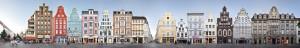Rostock Panorama Architektur