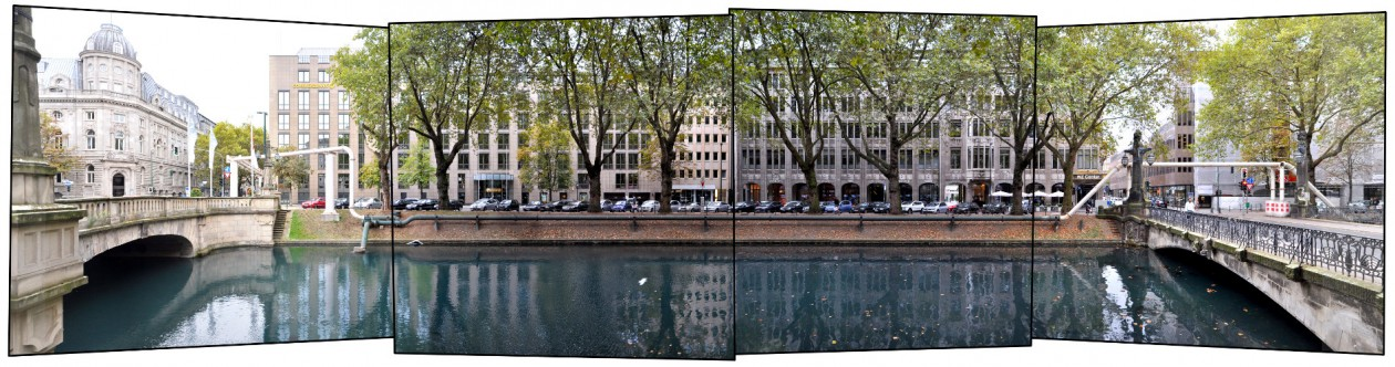 Düsseldorf | Germany | Königsallee | Week 12