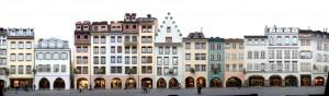 Architecture Strasbourg Rue des Grandes Arcades