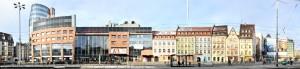 Architektur Breslau Polen