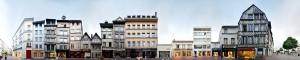 Rouen street view block image