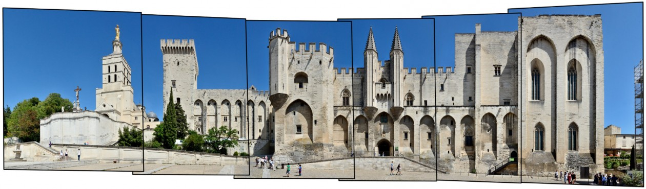 Avignon | France | Palais des Papes | Week 25