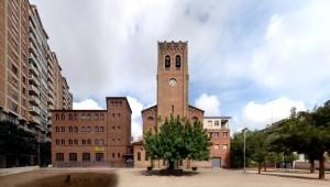 Parroquia de Christo Rey Church Barcelona