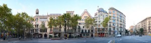 Casa Batllo Antoni Gaudi Barcelona Espana