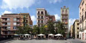 Streetline Architekturfotografie Spanien Katalonien