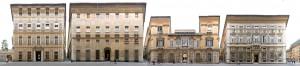 Strada Nuova Palazzi dei Rolli Genova Genoa