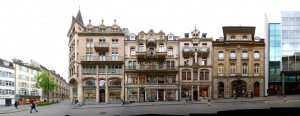 Basle Freie Strasse streetview