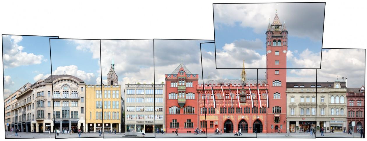 Basle | Switzerland | Marktplatz | Week 27