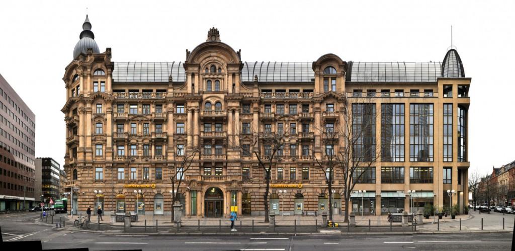 Gallusanlage Frankfurt Main Commerzbank