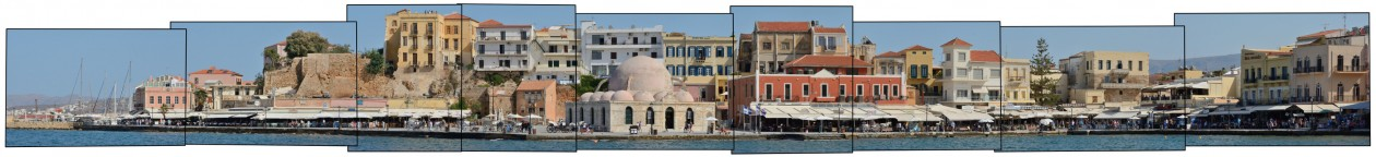 Chania | Greece | Venetian Harbour | Week 29