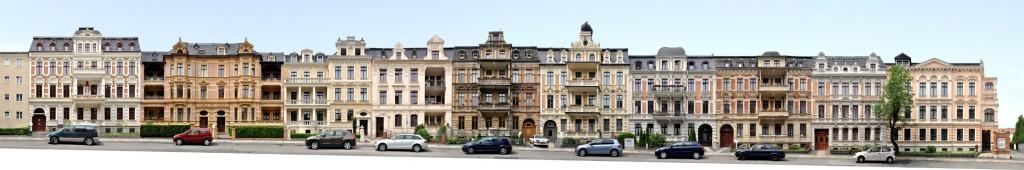 Görlitz Architecture Panorama