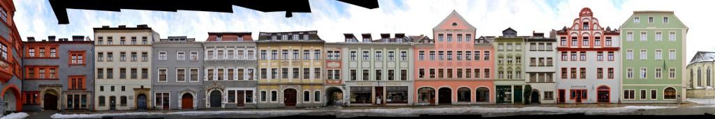 streetview Görlitz Brüderstrasse old town streetline