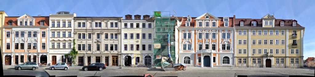 Oberlausitz Görlitz Architektur Fassaden