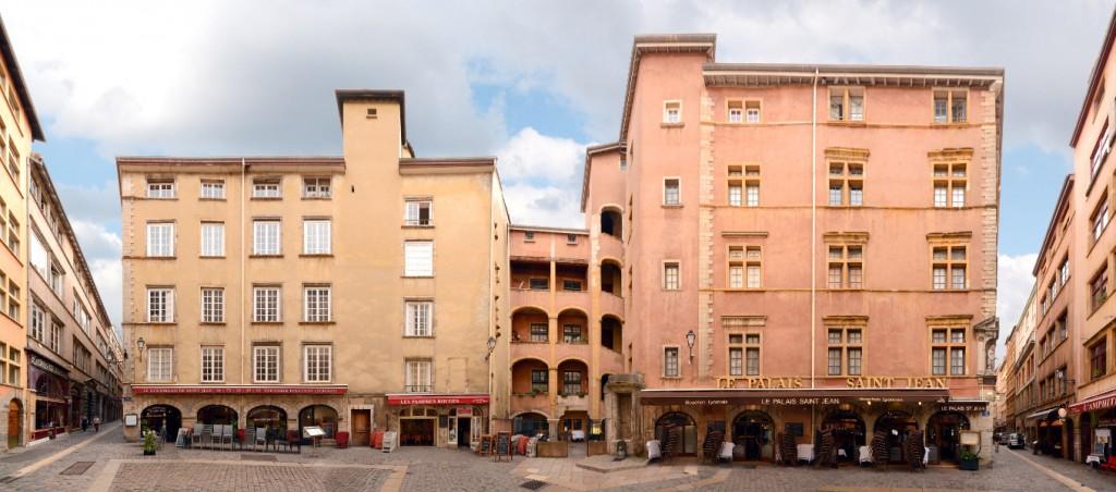 Lyon Square Vieux Lyon