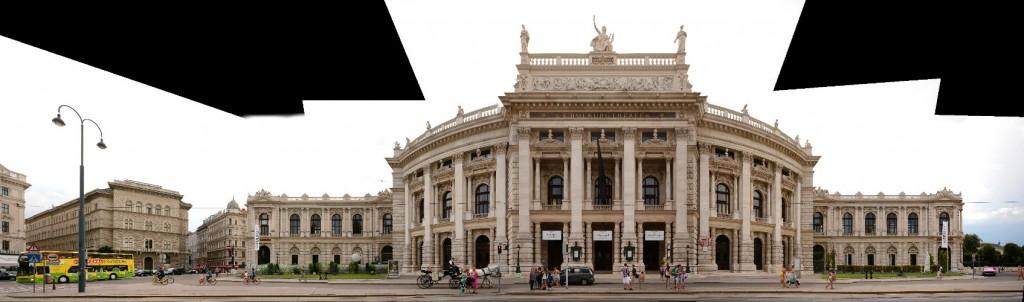Panorama Wien Hofburgtheater