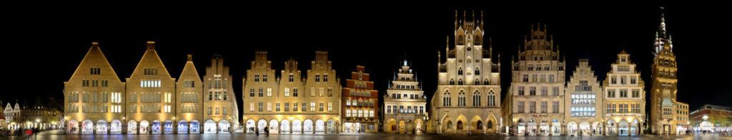 Prinzipalmarkt Münster Architektur