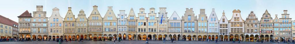 Prinzipalmarkt Münster Giebelhäuser